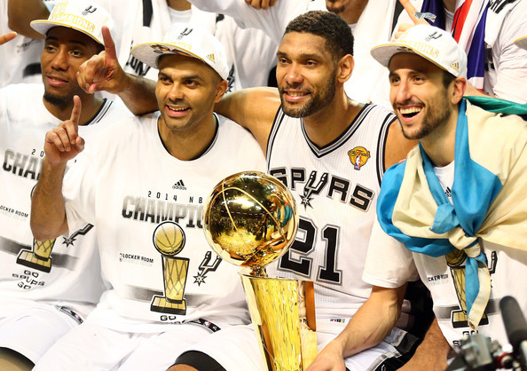 2013-14 NBA champs