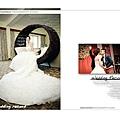水晶光碟盒正面 婚禮記錄1110-01