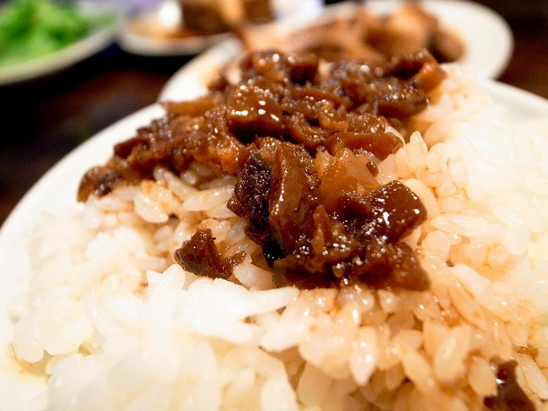 富爸爸豬腳大王-滷肉飯