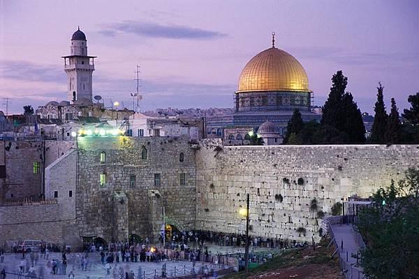 耶路撒冷舊城及其城牆.jpg