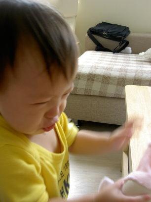 娃娃不哭,乖乖喔