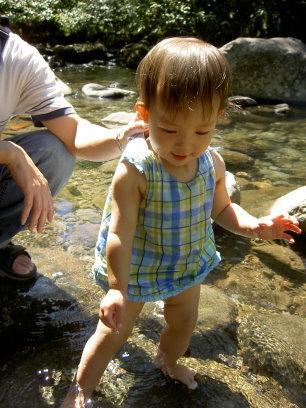 玩水真開心