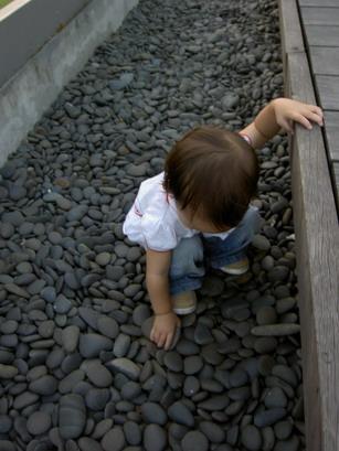 天然積木-石頭