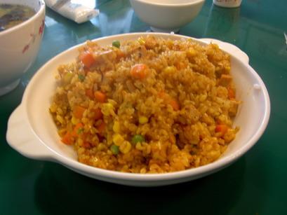 吉緣-蕃茄炒飯