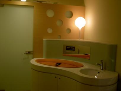 新竹高鐵的舒適育嬰室