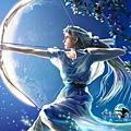 KAGAYA桌布-女神
