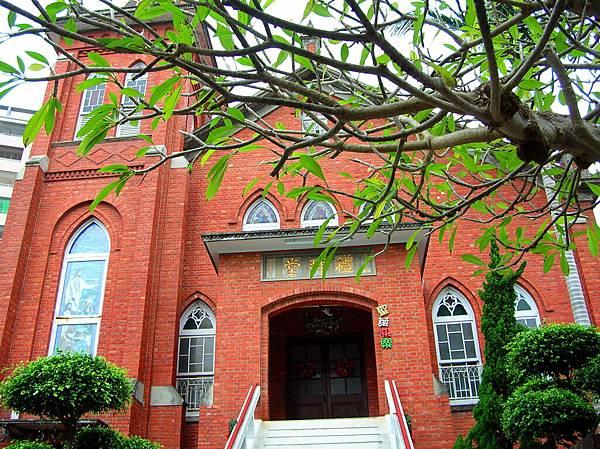 長老教會....