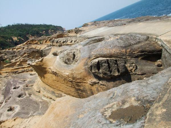 奇怪的岩石