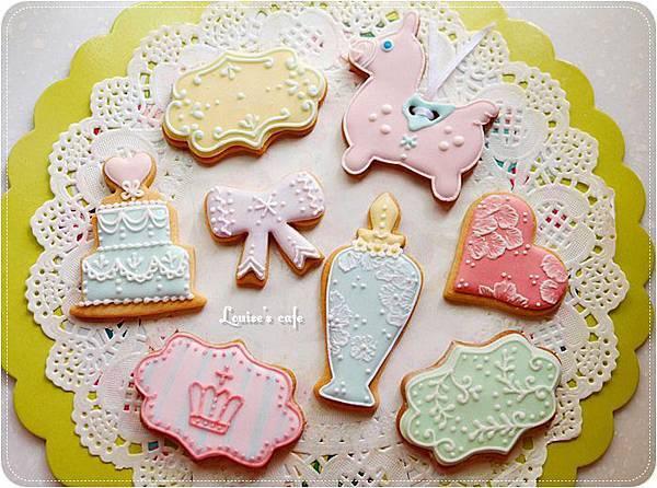 彩繪糖霜餅乾