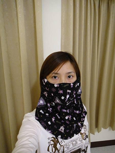 紫色愛麗絲口罩-3
