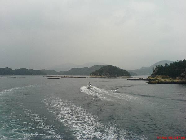 99島-船上遠拍
