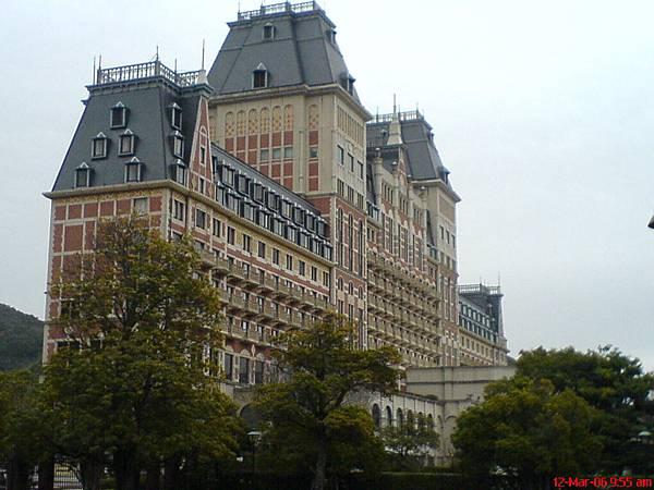 豪斯登堡-全日空大飯店