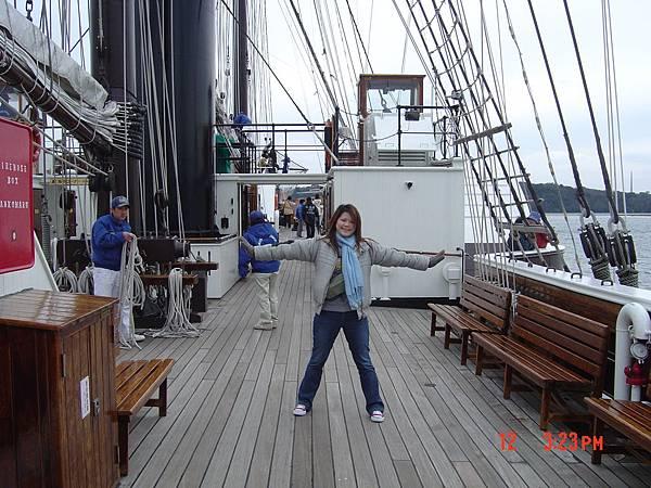 豪斯登堡-大船出海11