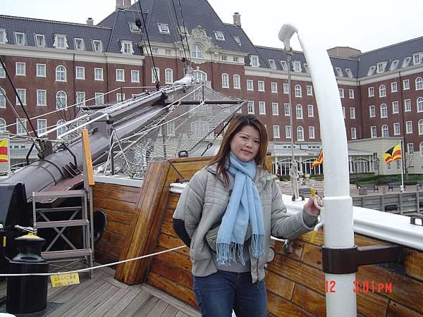 豪斯登堡-大船出海3