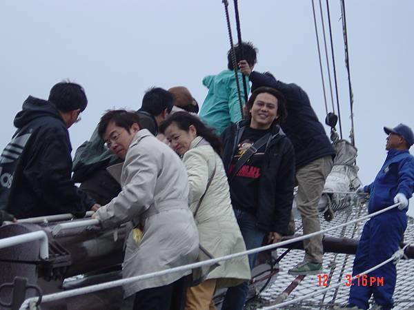 豪斯登堡-大船出海7