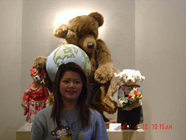 豪斯登堡-泰迪熊館6