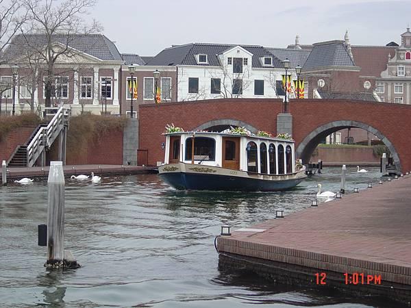 豪斯登堡-遊船河6