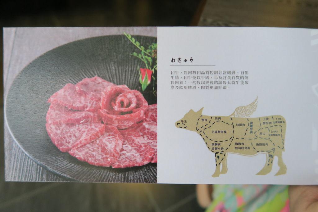中壢 青時代 燒肉 菜單 MENU (14).JPG