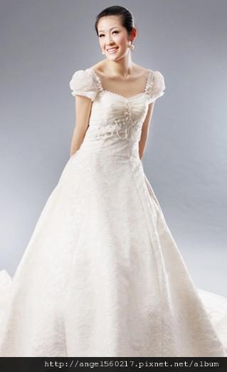高挑顯瘦新娘2