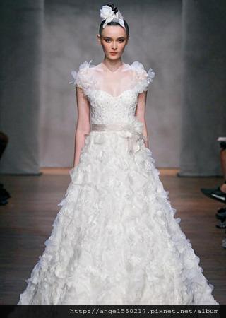 高挑顯瘦新娘3