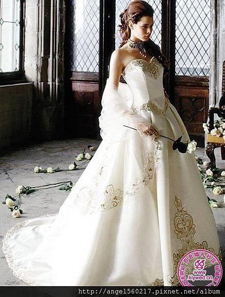 豐腴貴妃型新娘1