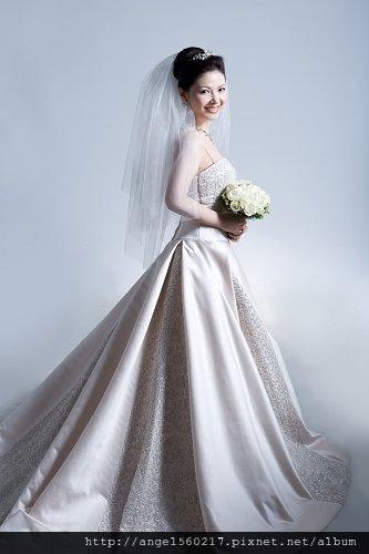 豐腴貴妃型新娘2