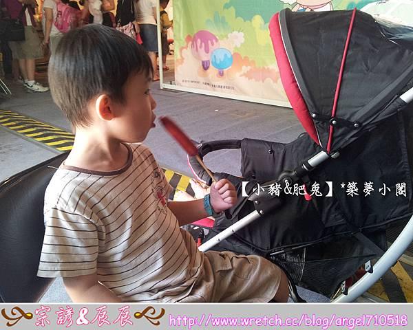台北市華山文化創意產業園區【昆蟲展】23