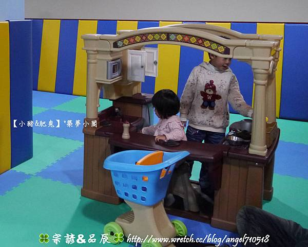 新北市.板橋區【艾瑪親子多元智能館】04