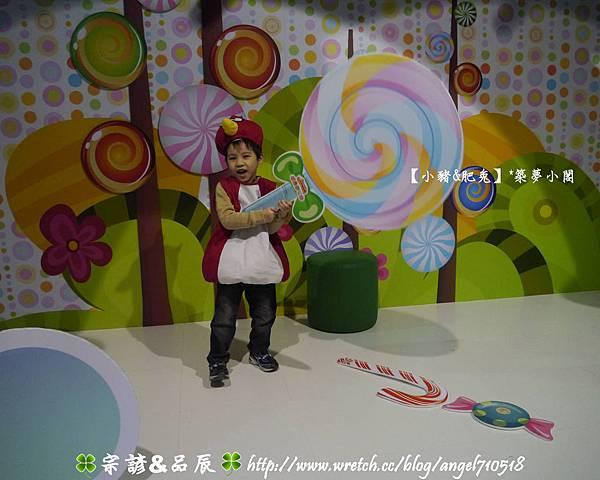 台北市.華山文化創意產業園區【糖果夢公園】30