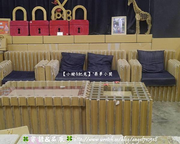 台中市.大坑店【紙箱王創意園區.紙箱故事館】08