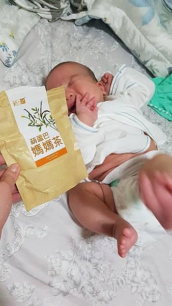 活力MAMA葫蘆巴媽媽茶