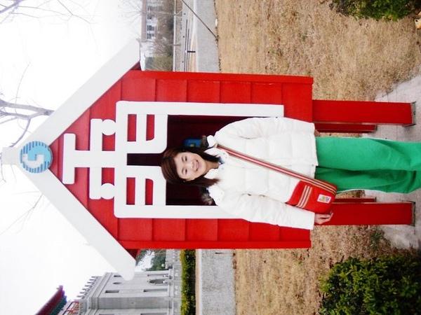 金門的電話亭