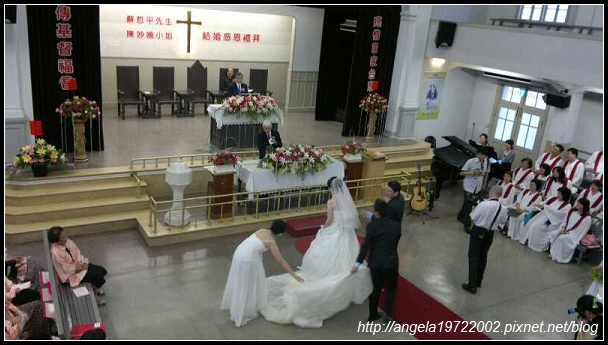 妙婚禮-教堂儀式 (8)