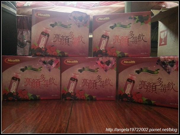 20121010亮顏多莓飲 (2)