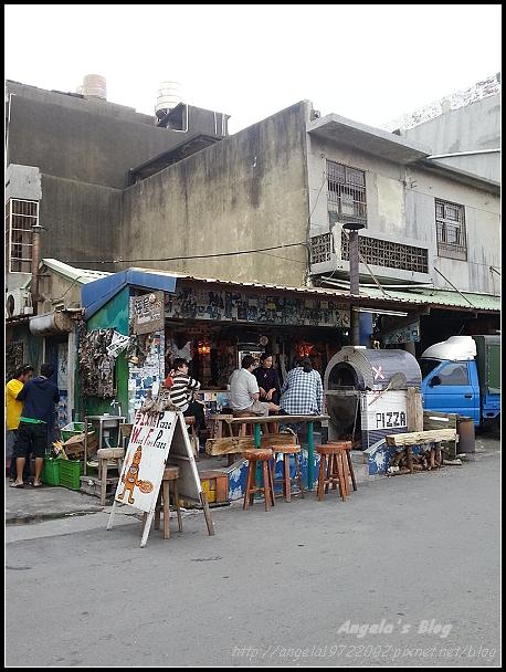 20121111新竹南寮pizza01