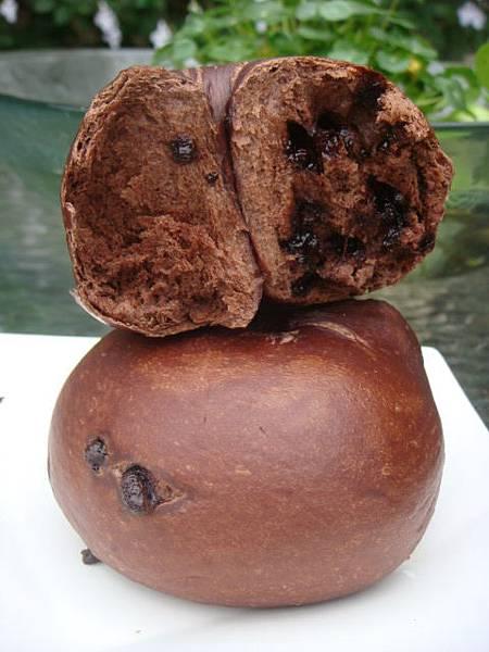 巧克力貝果