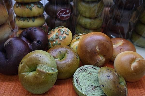 天然酵母貝果