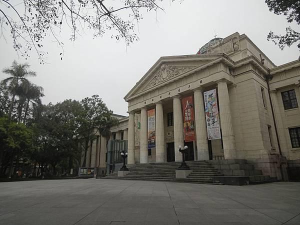DSC00802 集合地點(國立台灣歷史博物館)