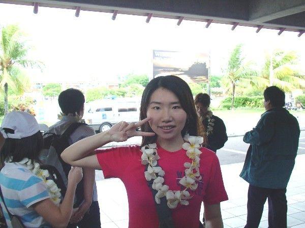 小白飛到峇里島的機場嚕