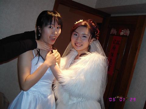 新娘殺伴娘