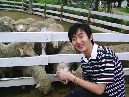 老公也要餵羊羊