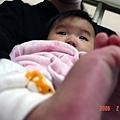 小腳腳...可愛的腳指頭