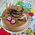 85度C的生日蛋糕