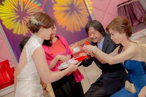 台北婚攝推薦-婚禮紀錄(14)