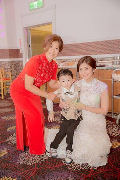 台北婚攝推薦-婚禮紀錄(21)
