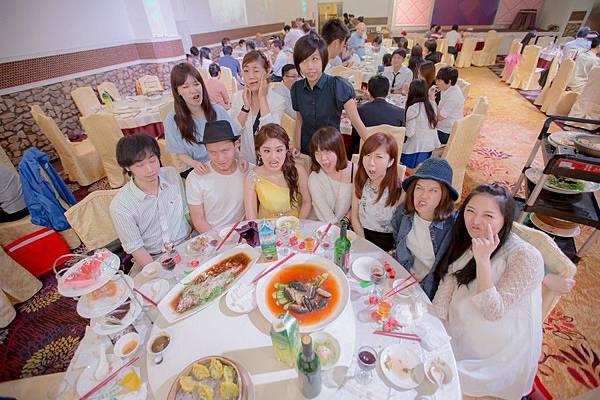 台北婚攝推薦-婚禮紀錄()