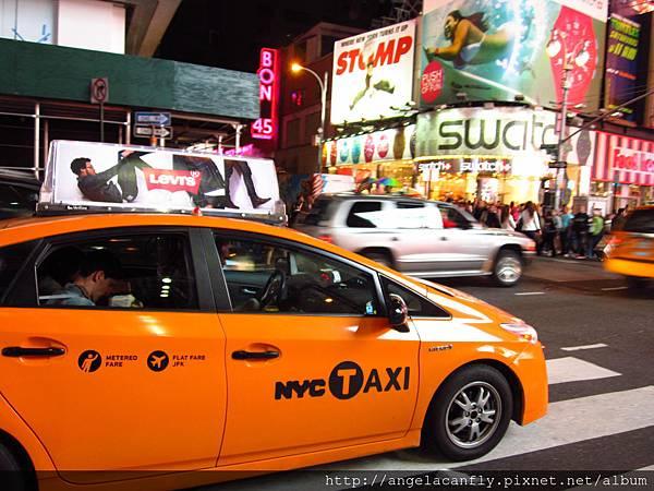 計程車世界第一多