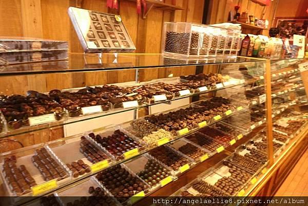 Chocolate Area