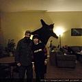 Joe & me at Chena Hot Spring Resort