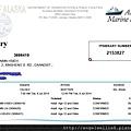 Alaska Marine Highway confirmation